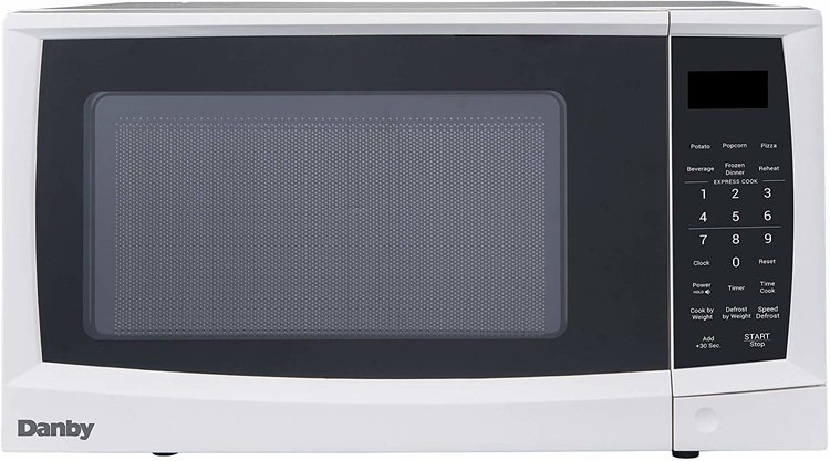 Danby DMW07A4WDB 0.7 cu. ft. Microwave Oven