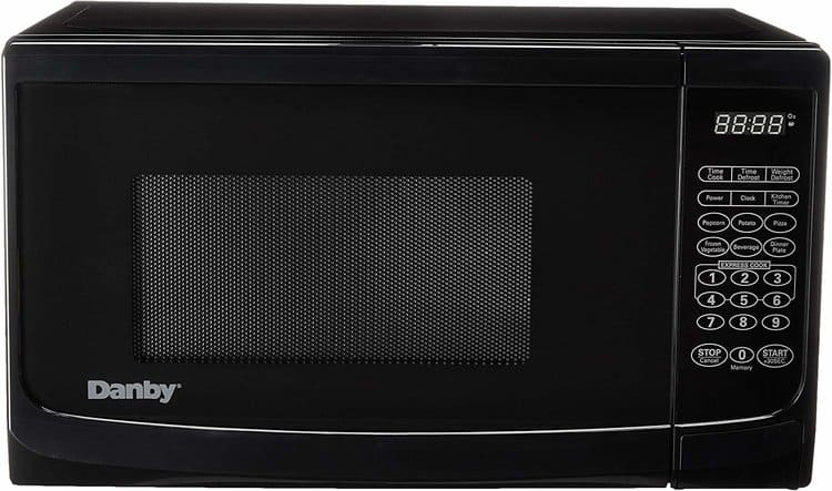 Danby DMW7700BLDB 0.7 cu. ft. Microwave Oven