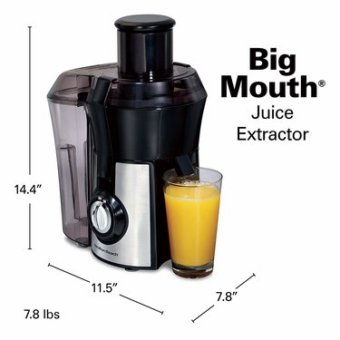 best hamilton beach juicers