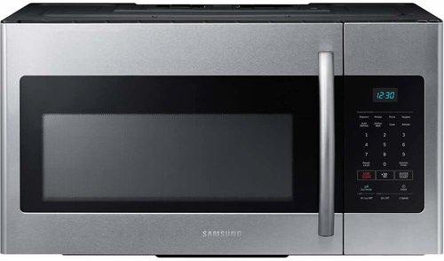 Samsung ME16H702SES 1.6 CU. Ft. Over the range Microwave
