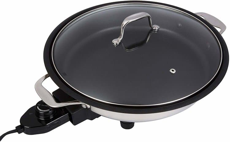 CucinaPro Electric Skillet