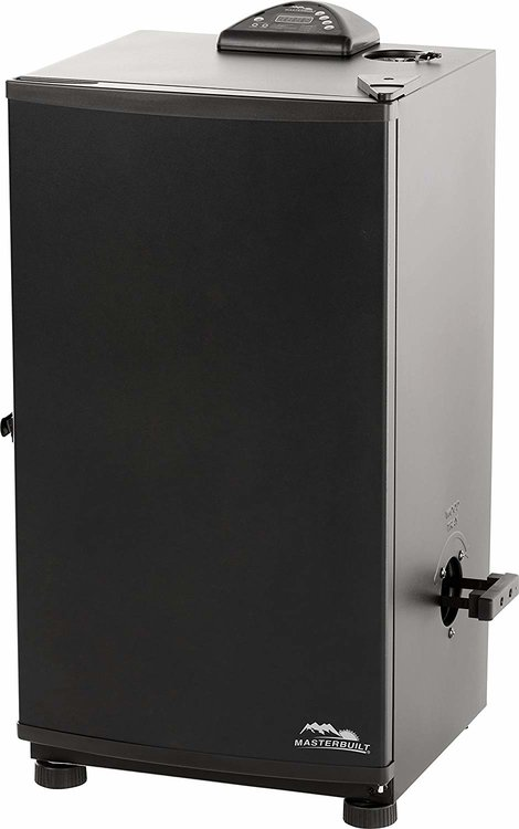 "Master built 20071117 30"" Digital Electric Smoker"