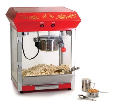 Popcorn machine reviews
