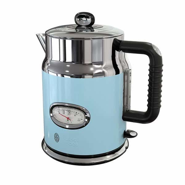 Russell Hobbs KE5550BLR Retro Style Electric Kettle 1.7L Blue