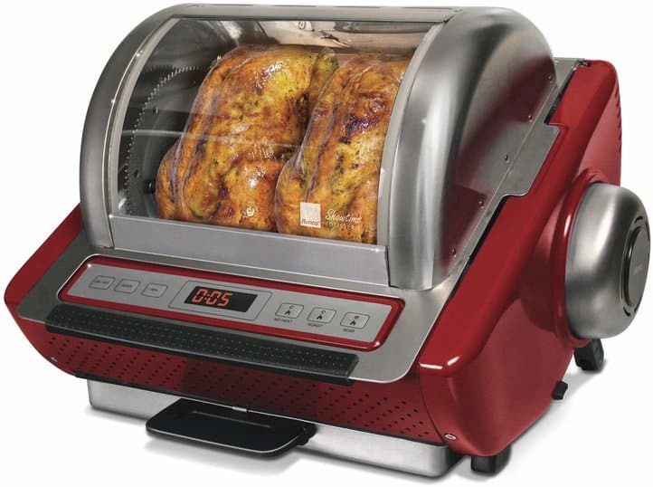 Ronco Digital Showtime Rotisserie and BBQ Oven