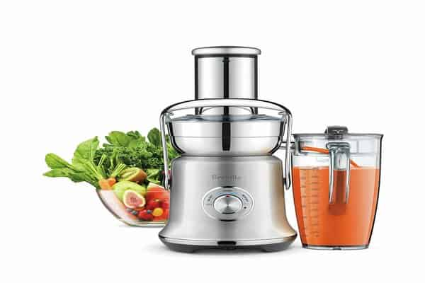 Breville BJE830BSS1BUS1 Juice Founatin