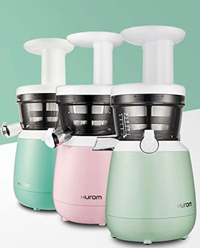 220V Hurom HP-MWF12 New Petit Compact Juicer Pink