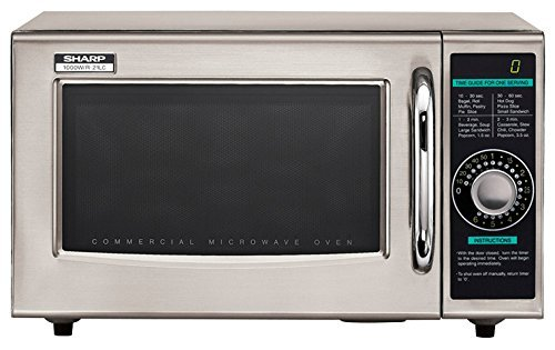 Sharp R-21LCF Microwave Oven