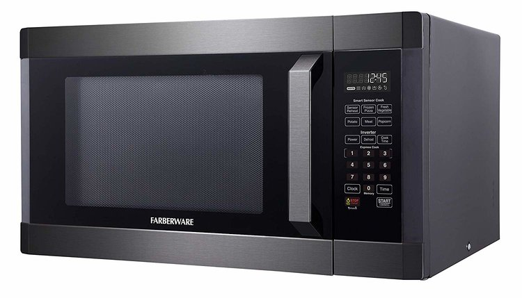 farberware fmo16ahtbsa microwave oven