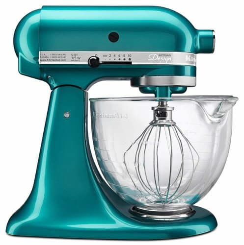 KitchenAid KSM155GBSA 5-Qt. Artisan Design Series