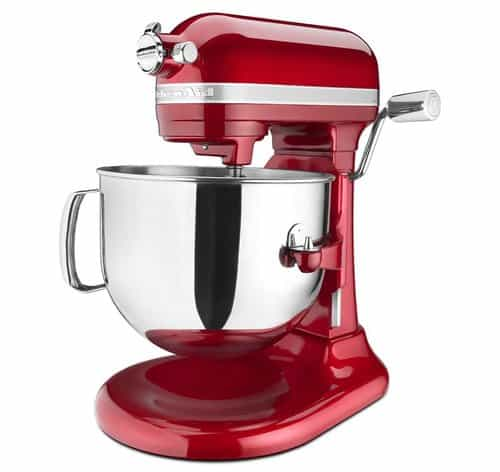 KitchenAid KSM7586PCA 7-Quart Pro Line Stand Mixer