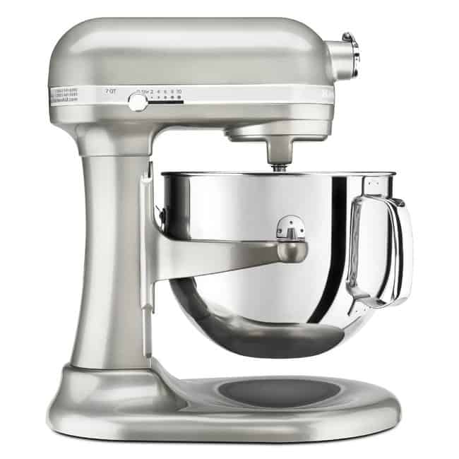 KitchenAid KSM7586PSR 7-Quart Pro Line Stand Mixer