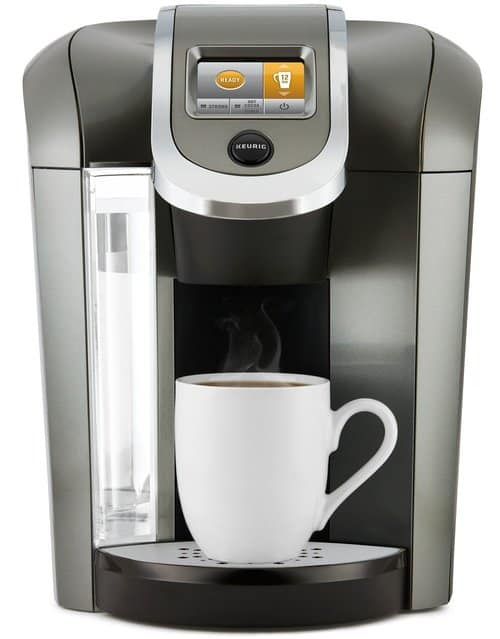Keurig K575 Single-Serve K-Cup Pod Coffee Maker