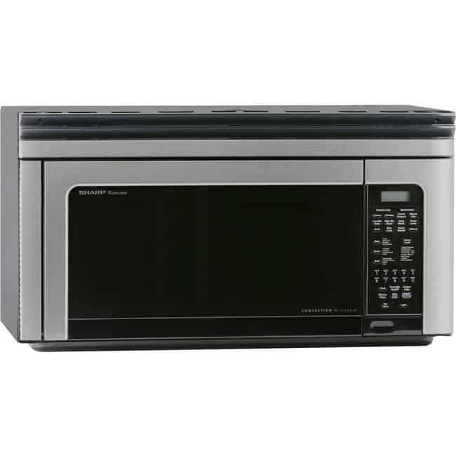 Sharp Carousel R-1881LSY Convection Microwave Oven