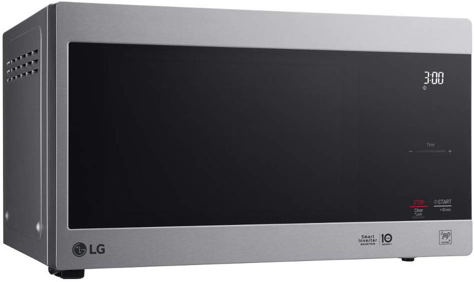 LG LMC0975AST NeoChef 0.9 Cu. Ft. Countertop Microwave Oven