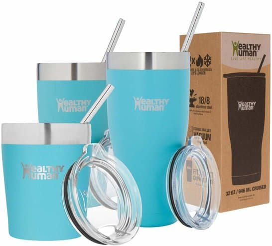 Healthy Human Insulated Stainless Steel Tumbler Cruisers