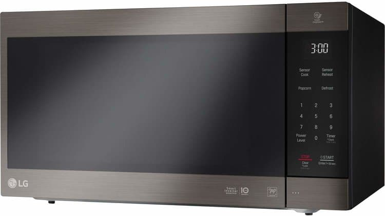 LG 2.0 Cu. Ft. NeoChef Countertop Microwave