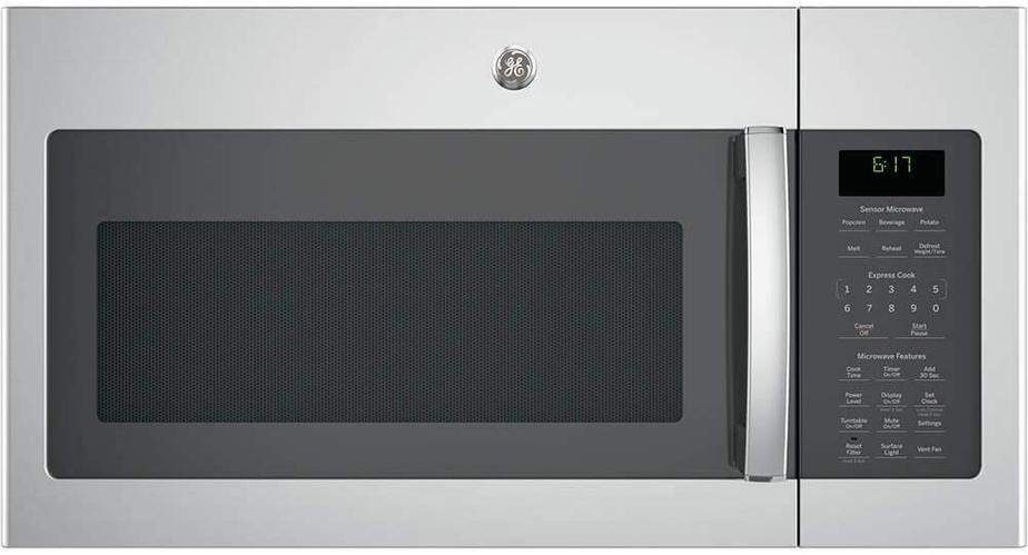 GE JVM6175SKSS 30 Over-the-Range Microwave Oven
