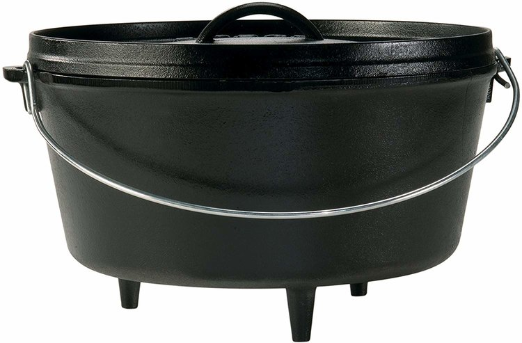 Lodge L12DCO3 Deep Camp Dutch Oven
