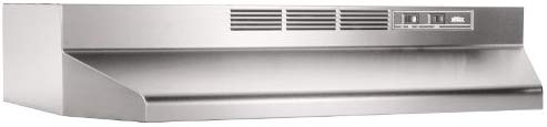 Broan-NuTone 413604 ADA Capable Non-Ducted Under-Cabinet Range Hood