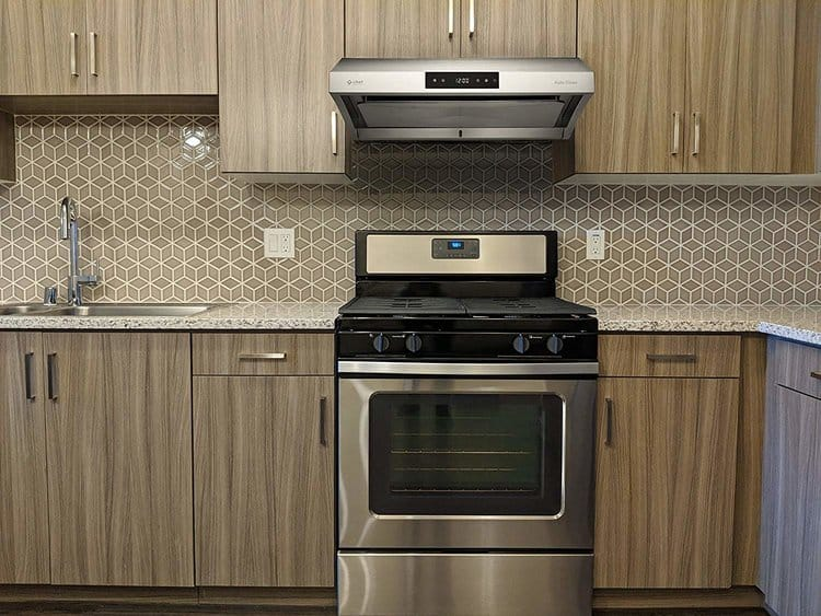 Hauslane - Chef Series Range Hood 30 inc PS38 Pro Performance Stainless Steel