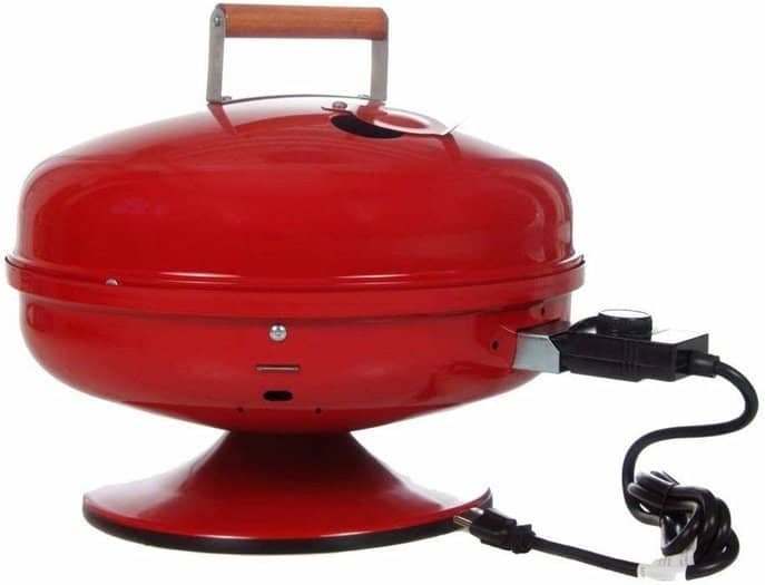 Americana Lock 'N Go Electric Grill