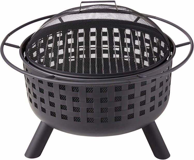 Landmann 26314 City Lights Memphis Firepit