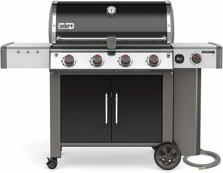 Weber 67014001 Genesis II LX E-440 Natural Gas Grill