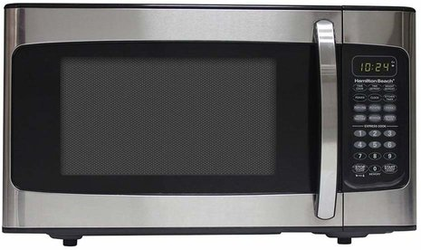 Hamilton Beach 1.1 cu ft Microwave (White)