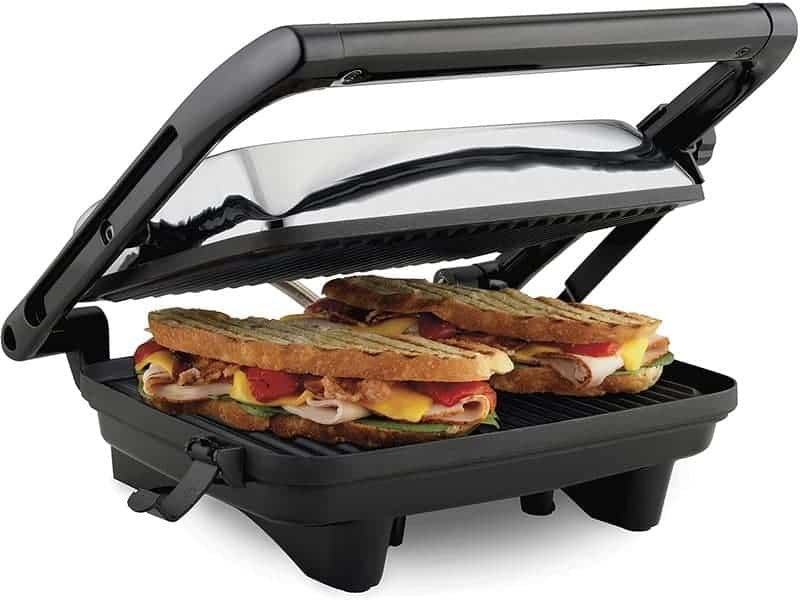 How to Clean a Panini Press